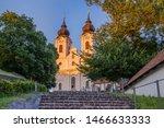 Benedictine Tihany Abbey In The ...