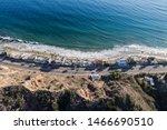 Aerial Of Pacific Coast Highway ...
