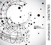 abstract background vector | Shutterstock .eps vector #146678783