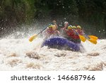 Raft Water Sport White Team...
