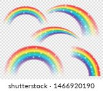 abstract realistic colorful...   Shutterstock .eps vector #1466920190