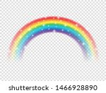 abstract realistic colorful... | Shutterstock .eps vector #1466928890