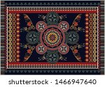 colorful ornamental vector...   Shutterstock .eps vector #1466947640