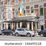 dublin  ireland   may 25  the... | Shutterstock . vector #146695118