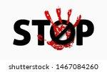 stop sexual harassment ....   Shutterstock .eps vector #1467084260