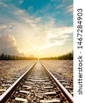 The Longest Railroad Tracks....