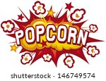 Popcorn Design  Popcorn...