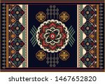 colorful ornamental vector... | Shutterstock .eps vector #1467652820
