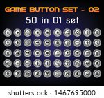 set of buttons for games ...