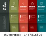 products service feature... | Shutterstock .eps vector #1467816506