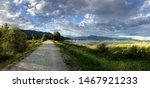 Beautiful Summer Panoramic Vie...
