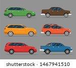 transport design icon set over... | Shutterstock .eps vector #1467941510