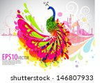 Abstract Decorative Colorful...