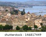 Capital City Of Corfu Island I...