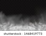 fog or smoke isolated... | Shutterstock .eps vector #1468419773