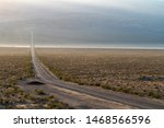 Road Leading To Death Valley ...