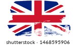 flag of great britain  of the... | Shutterstock .eps vector #1468595906
