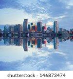 city of miami florida  usa... | Shutterstock . vector #146873474
