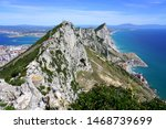 View Of The Rock Of Gibraltar ...