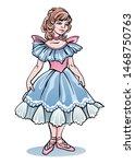 Little Beautiful Ballerina...