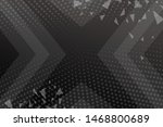 beautiful black abstract... | Shutterstock . vector #1468800689