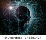Abstract Arrangement Of Human...