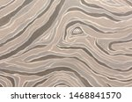white and gray abstract wave... | Shutterstock . vector #1468841570