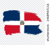 flag dominican republic from...