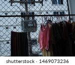 Clothes That Are Exposed On The ...