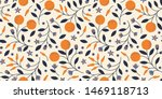 Adorable Vector Pattern With...