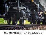 train car undercarriage ... | Shutterstock . vector #1469123936