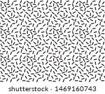 memphis seamless pattern with... | Shutterstock .eps vector #1469160743
