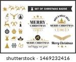 christmas retro vector for... | Shutterstock .eps vector #1469232416