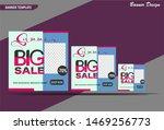 summer big sale  banner...   Shutterstock .eps vector #1469256773