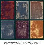 huge collection grunge borders... | Shutterstock .eps vector #1469324420