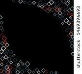 rhombus ornate minimal... | Shutterstock .eps vector #1469396693