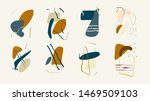 creative texture with abstract... | Shutterstock .eps vector #1469509103