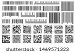 digital barcode. supermarket... | Shutterstock .eps vector #1469571323