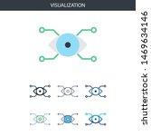 visualization concept all...