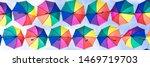 Colorful Umbrellas....