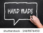 """hand writing """"hand made"""" in... 