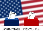 united states elections. us... | Shutterstock . vector #1469913413