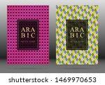 moroccan pattern vector cover... | Shutterstock .eps vector #1469970653
