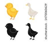 vector illustration of breeding ... | Shutterstock .eps vector #1470060629
