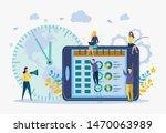 colorful vector illustration...   Shutterstock .eps vector #1470063989