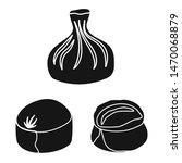 vector design of cuisine and... | Shutterstock .eps vector #1470068879