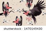 vulture bird vector...   Shutterstock .eps vector #1470145430