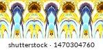 colorful horizontal figured... | Shutterstock . vector #1470304760