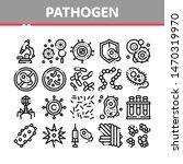 collection pathogen elements... | Shutterstock .eps vector #1470319970