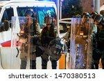 jordan  hong kong   03 august ...   Shutterstock . vector #1470380513